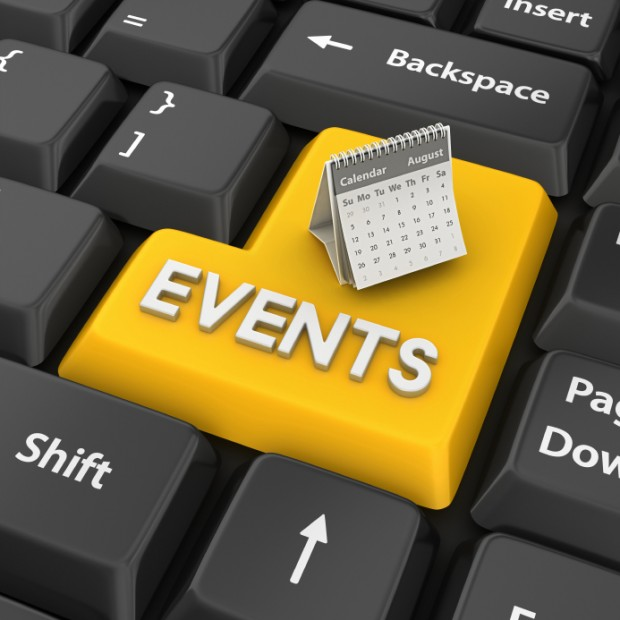 events for module